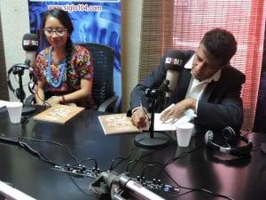 Entrevista al Lic. Carlos autor del libro Buenabaj